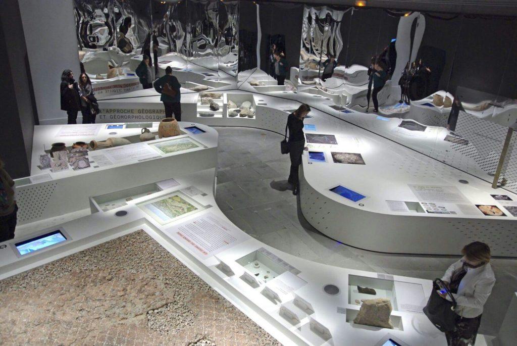 Museo en Arles, Francia