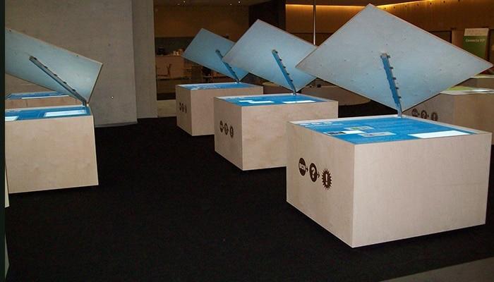 Exposición Ayuntamiento de Barcelona
