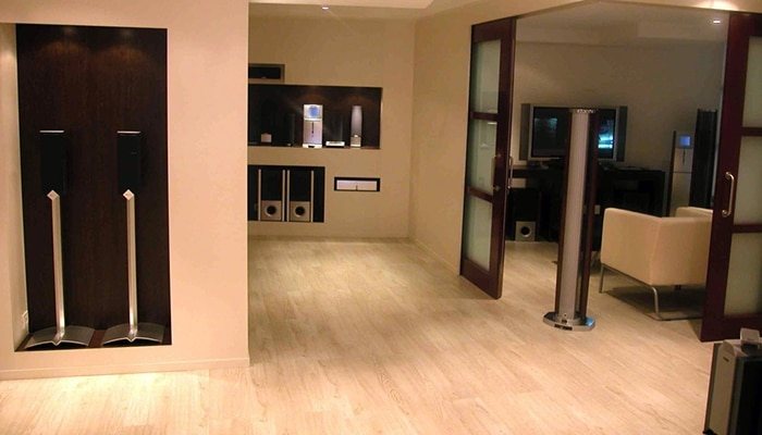 Remodelación residencia privada
