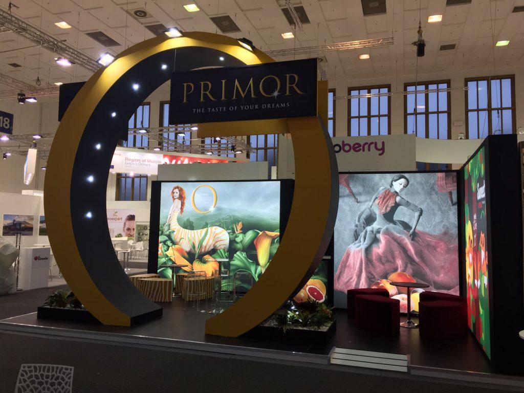 Stand Primor - Fruit Logistica