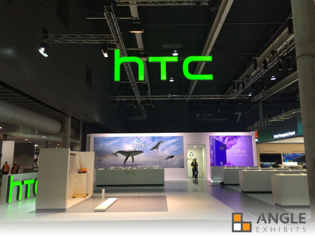 Stand HTC -  MWC17