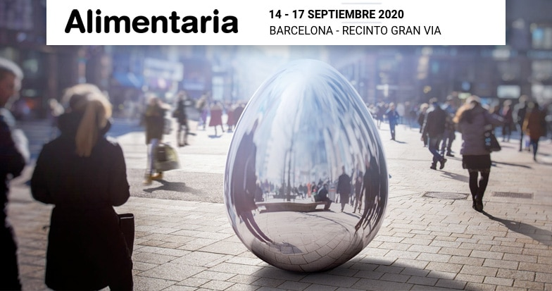 ALIMENTARIA Hostelco 2020 barcelona