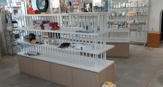 pharmacy furniture