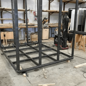 Stand manufacturing