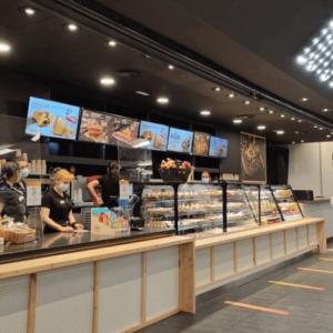 madrid reform retail coffe shop